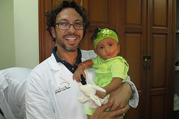 Dr Jacono Mission Trip - Plastic Surgery for Children