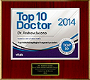Dr. jacono - Reviews Top Ten Doctor |NYC