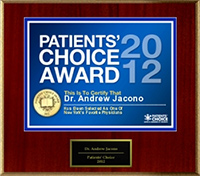Patient Choice Award | NYC