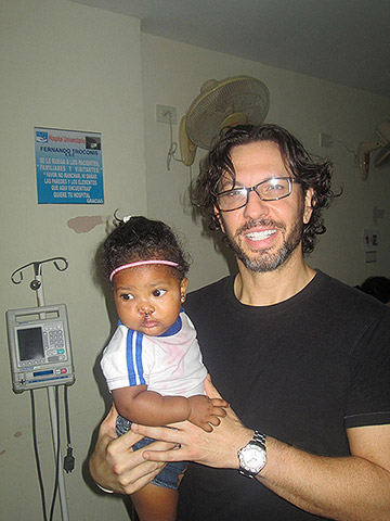 dr jacono and young mission patient