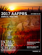 Dr. Jacono attends the AAFPRS Annual Meeting in Phoenix Arizona 2017