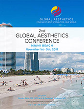Dr. Jacono attends the Global Aesthetics Conference in Miami Florida November 2017